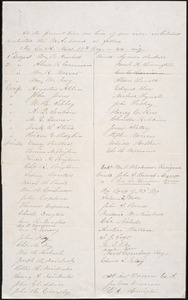 List of Soldiers Enlisted in U. S. Service, 1861