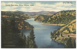 Beauty Bay- Lake Coeur d'Alene, Idaho