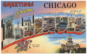 Greetings from Chicago, Illinois