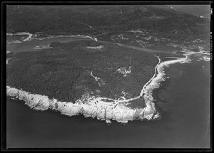Radio Direction Finder Station, Winter Harbor, ME- general view