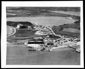 Old Naval Air Station 1918
