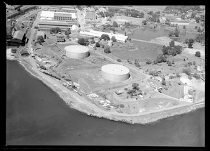 Aerial view of Navy Yard