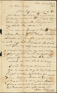 John Doleman to Ann Hill, November 7, 1813