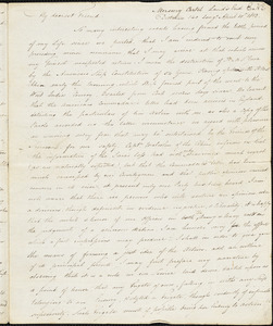 John Marshall to William Phillips, April 18, 1813