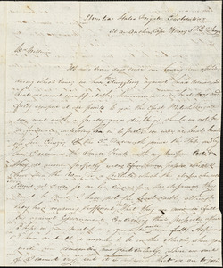 John Cushing Aylwin to William Aylwin, June 12, 1812