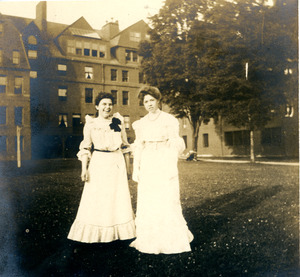 Sarah (Sallie) Moore Field, Abbot Academy Class of 1904, Student Materials and Ephemera