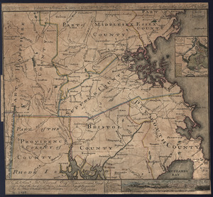 To the Hone. Jno. Hancock, Esqre. president of ye Continental Congress, this map of the seat of civil war in America, is respectfully inscribed by his most obedient humble servant, B. Romans