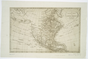 An exact map of North America