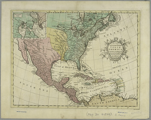 A new and accurate map of North America