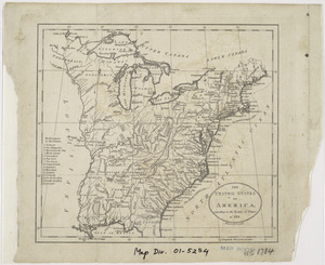 The United States of America, according to the Treaty of Peace of 1784
