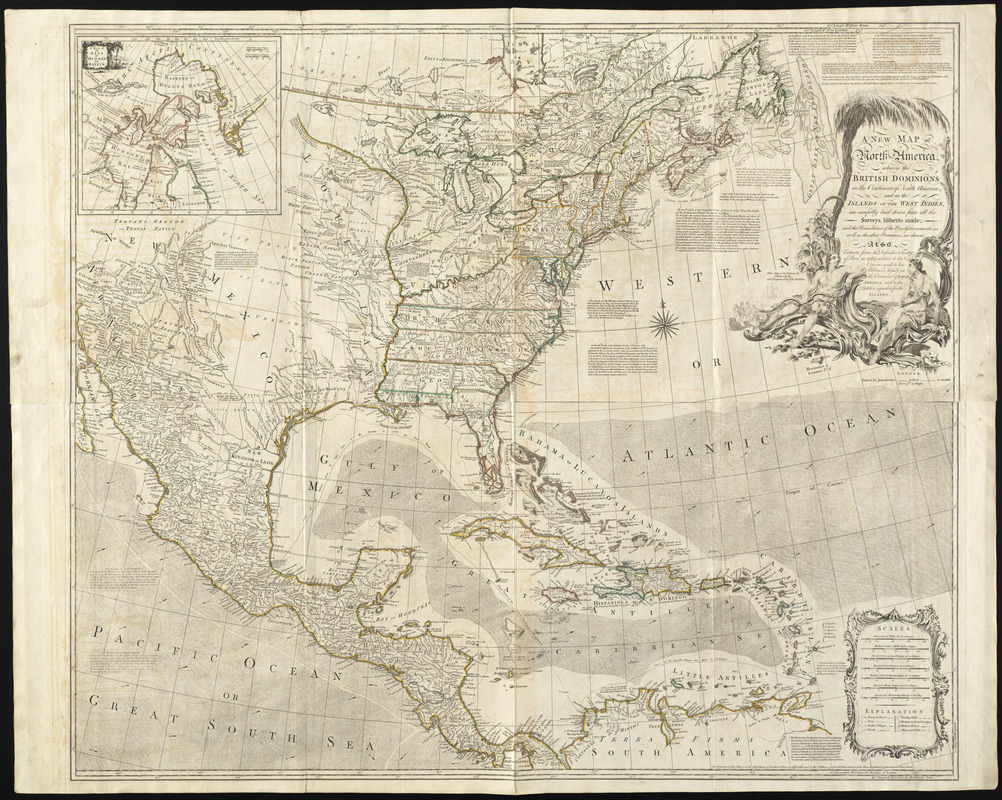 Britain's North American Empire 1607-1764 Map Set