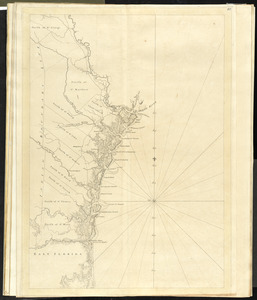 [Chart of the coast of Georgia]