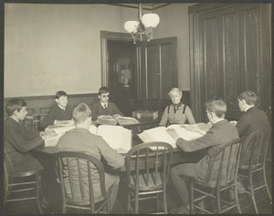 Class in History, Perkins Institution