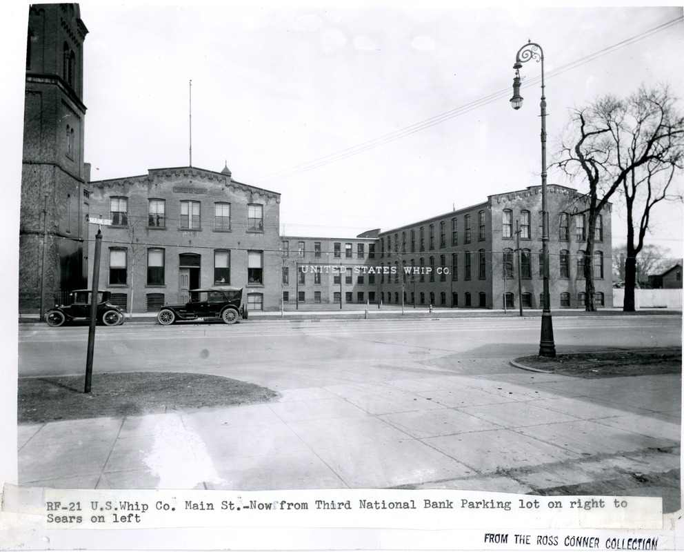 United States Whip Co. buildings