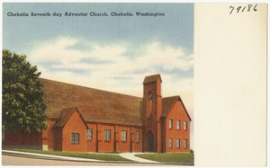 Chehalis Seventh-day Adventist Church, Chehalis, Washington