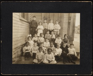 Warren Street school, grade 1