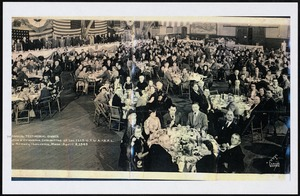 7 th Annual Testimonial Dinner. Executive & Grievance Committee of Loc. 1113 - U.T.W.A. - A.F.L. The Armory - Lawrence, Mass. April 2, 1949