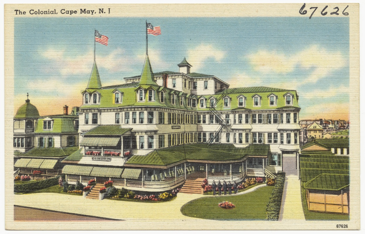 The Colonial, Cape May, N. J.