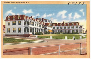 Windsor Hotel, Cape May, N. J.