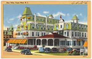 Star Villa, Cape May, N. J.