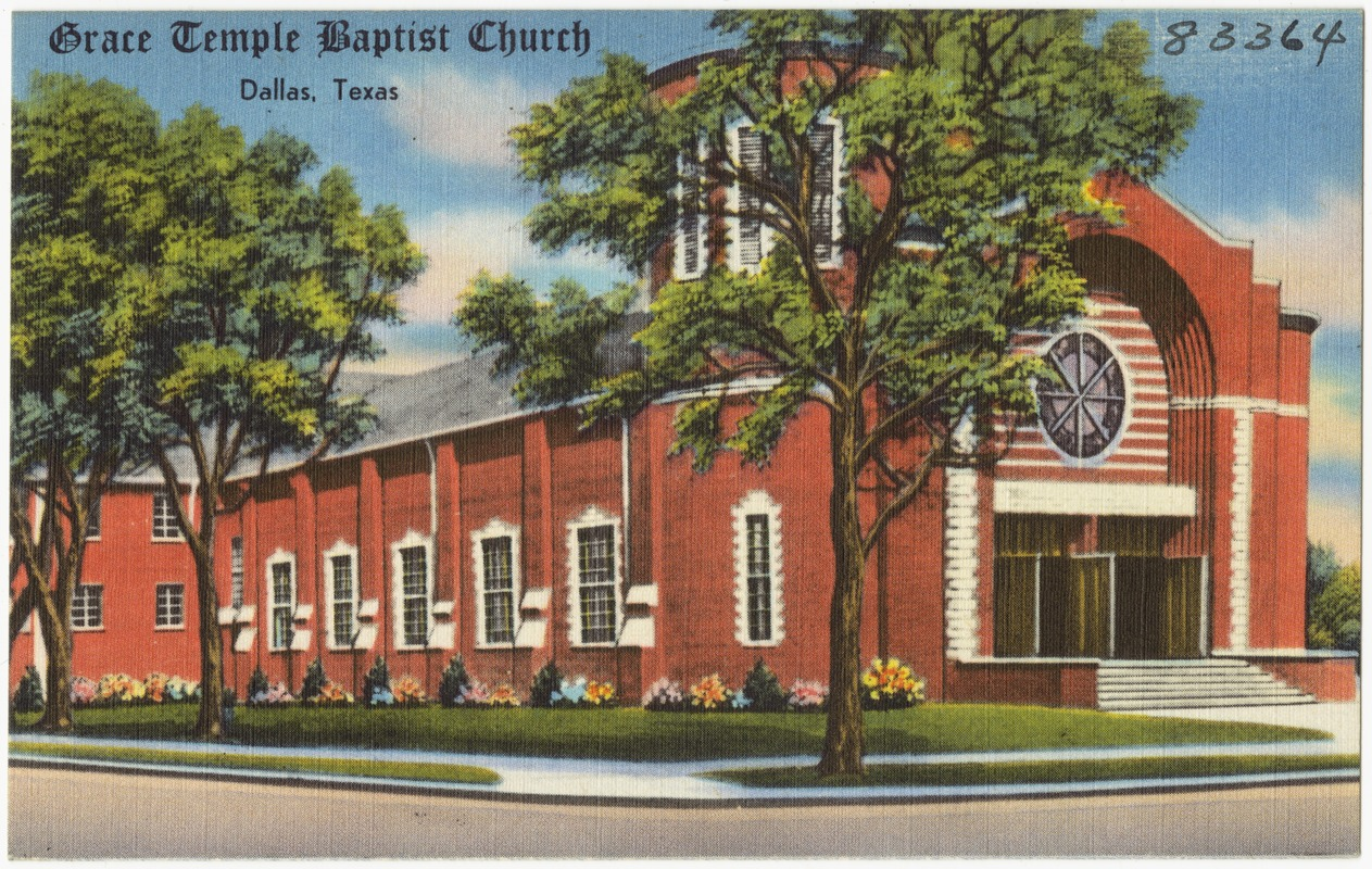 Topic: Churches / Place: Texas - Digital Commonwealth Search Results
