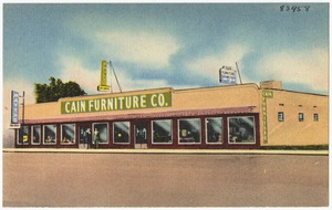 Cain Furniture Co.