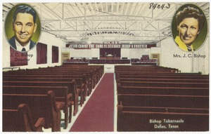 Bishop Tabernacle, Dallas, Texas