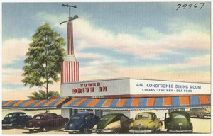 Gene Nelson's Tower Drive-In