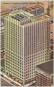 Camber of Commerce Building, Houston, Texas