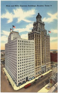 Niels and Millie Esperson Building, Houston, Texas, 16