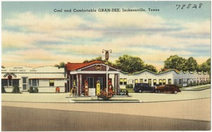 Cool and comfortable Gran-Dee, Jacksonville, Texas