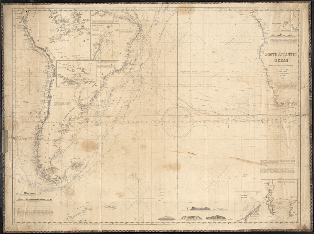 South Atlantic Ocean