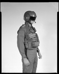 NATO booklet, aircrew body armor