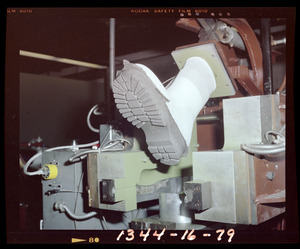 Boot manufacturing