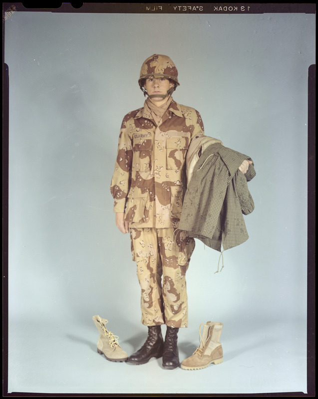Uniform, desert