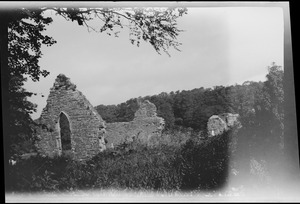 The Abbey of the O'Donnells, Donegal City, Co. Donegal