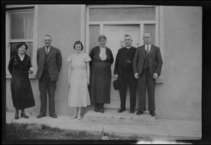 Ardfert, Co. Kerry, Mr. Thomas Kirby, East Commons, his wife, daughter and three guests