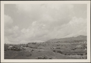 """Bathsheba, Barbados, B. W. I., in these hills dwell the descendants of the """"Cromwell Exiles"""""""