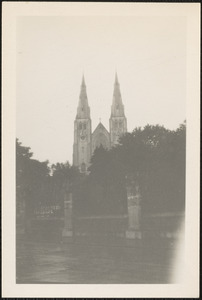 Armagh, Ireland, the Catholic Cathedral